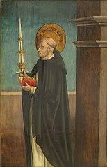 Hl. Petrus von Mailand (zugeschrieben)