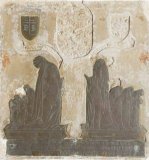 Thomas Spring of Lavenham English cloth merchant