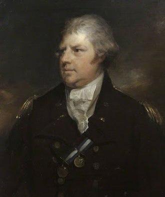 Thomas Foley (Royal Navy officer) - Image: Thomas Foley 2