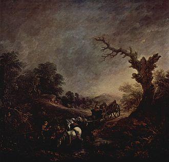 1760 in art - Image: Thomas Gainsborough 025