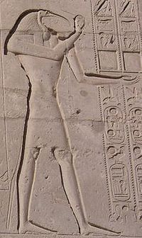 Thoth (Ramesseum, Luxor)