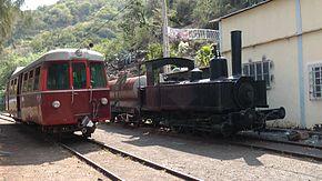 Quoi faire à l'île de la Réunion- prendre le Ti Train à la Grande Chaloupe