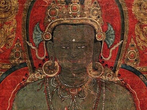 Tibetan Amoghasiddhi Buddha