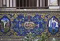 Tiles on the walls of Hedayat House.jpg