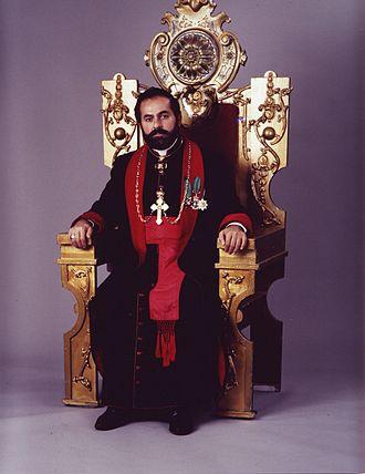 Timothaus Mar Shallita - Archbishop Timothaus Mar Shallita Youwala