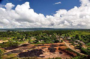 Dima Hasao district - Tin Kilo village near Umrangso
