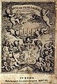 """Title page (fragment) of the music score """"Musiche sacre"""" (Rome 1640).jpg"""