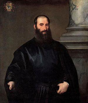 Portrait of Giacomo Doria (Titian)
