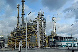 Sibur - Tobolsk-Polymer complex.