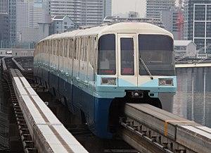 Tokyo Monorail 1000 series