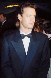 94dd1a7b237f2d Hanks at the Academy Awards after party in March 1989