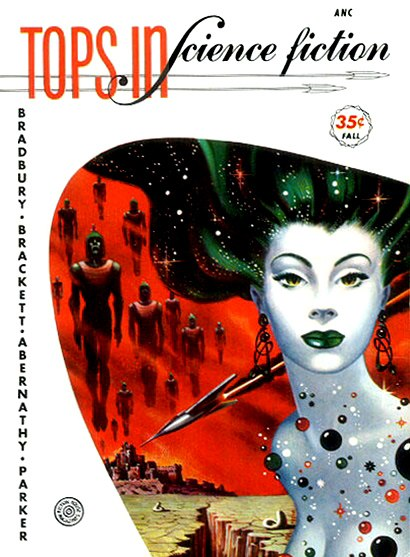 Tops in Science Fiction Fall 1953
