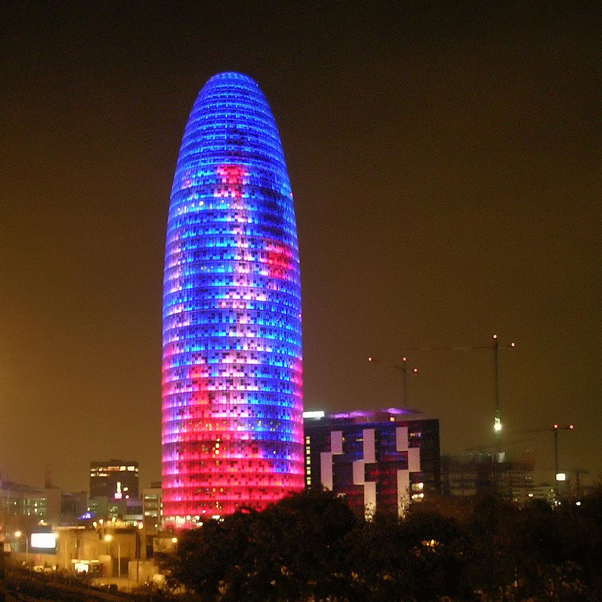 File:Torre Agbar.jpg - Wikimedia Commons
