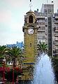 Torre del Reloj de la Plaza Colón de Antofagasta (2).JPG