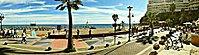 Torremolinos beach, across from El Gato Lounge restaurant.jpg