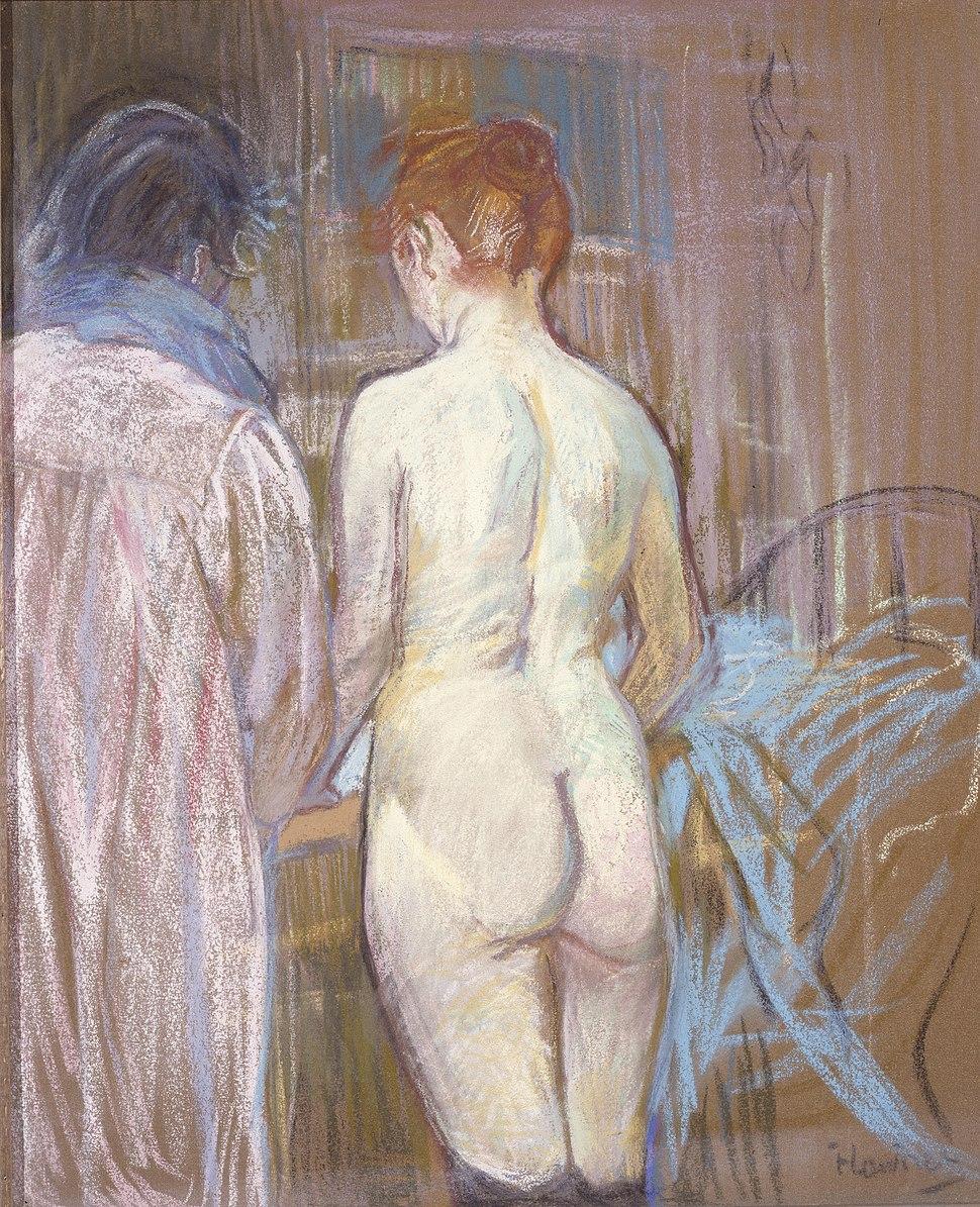Toulouse-Lautrec Prostitutes DMA