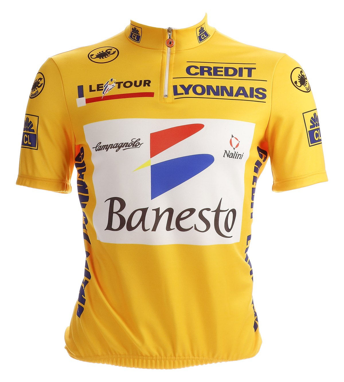 General classification in the Tour de France - Wikipedia