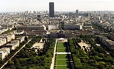 Towards Montparnasse from the Eiffel Tower.jpg