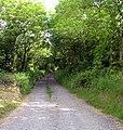 Track to Roadhouse farm - geograph.org.uk - 1354642.jpg