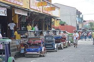 Mogpog, Marinduque - Public Transportation