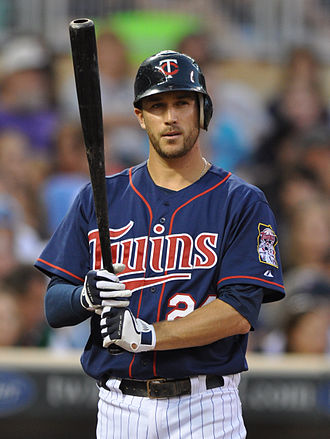 Trevor Plouffe - Plouffe with the Minnesota Twins