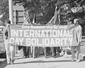 Tribune negatives including gay demonstration, Sydney, September 1978 (25678357917) (cropped).jpg