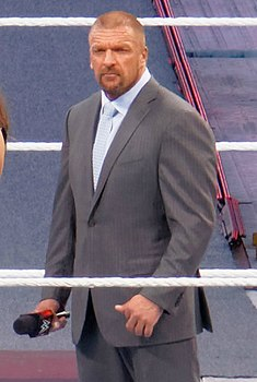 Triple H a WrestleMania 31