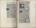 Trivulzio book of hours - KW SMC 1 - folios 136v (left) and 137r (right).jpg