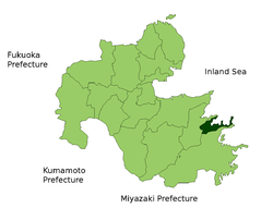 Tsukumi in Oita Prefecture.png