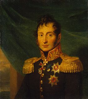 Nikolay Tuchkov Russian general
