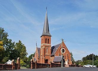 Tumut - All Saints Anglican Church, Tumut