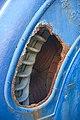 Turbina Escher Wyss - Central hidroelectrica de Tambre - 005 - Detalle de la bobina.jpg