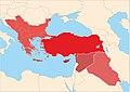 Turkey Turkish dialects map.jpg