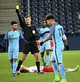 UEFA Youth League FC Salzburg gegen Manchester City FC ( 8. Februar 2017) 80.jpg