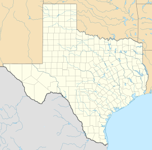 USS Texas (BB-35) is located in Texas