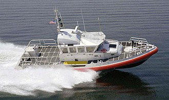 Response Boat – Medium - The USCG Response Boat Medium (RBM) has replaced a fleet of 41-foot utility boats (UTBs) that averaged over 30-years of service