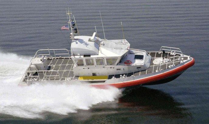 USCG Response Boat Medium (RBM)