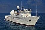 USNS Invincible during sea trials.jpg