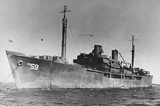 USS <i>Audrain</i>