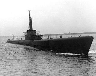 USS <i>Cisco</i> (SS-290) submarine