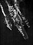 USS Forrestal (CVA-59) USS Nitro (AE-23) USS Altair (AKS-32) underway in 1965.jpg