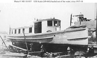 USS <i>Katie</i> (SP-660)