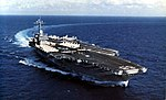 USS Nimitz (CVN-68) underway, circa in 1978.jpg