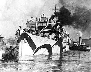 USS Orizaba - Image: USS Orizaba (ID 1536)
