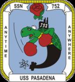 Insignia de Pasedena