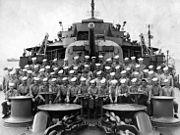 USS Sierra, AD-18, WWII crew