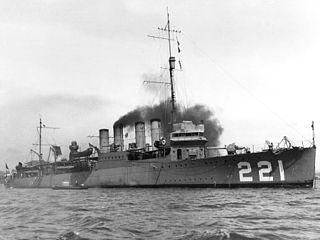 USS <i>Simpson</i> (DD-221)