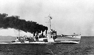 USS Ward (DD-139) - USS Ward