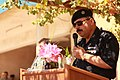 US Army 51783 Maj. Gen. Jamal, the Kirkuk province police chief, speaks during the validation ceremony of Police Station 3 in Hawijah, Iraq, Sept. 3. According to Jamal, he is very proud of the station and its offi.jpg