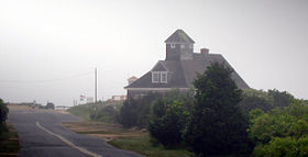 US Coast Guard station, Amagansett, New York - 20070609.jpg